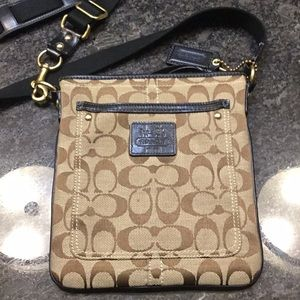 Coach Crossbody Shoulder Bag